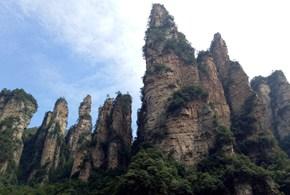 【山谷之恋】城铁版 袁家界、杨家界 大峡谷玻璃桥 2晚3日游