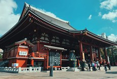 悠游日本-本州动漫缆车&富士芝樱舒享乐活7日(阪东)