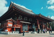 悠遊日本-本州動漫纜車&富士芝櫻舒享樂活7日(阪東)