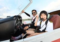 飛行少年、逐夢藍天--空天獵少年機長集訓營