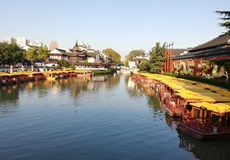 醉美江南-上海、南京、苏州、无锡、四水乡纯玩双高六日游