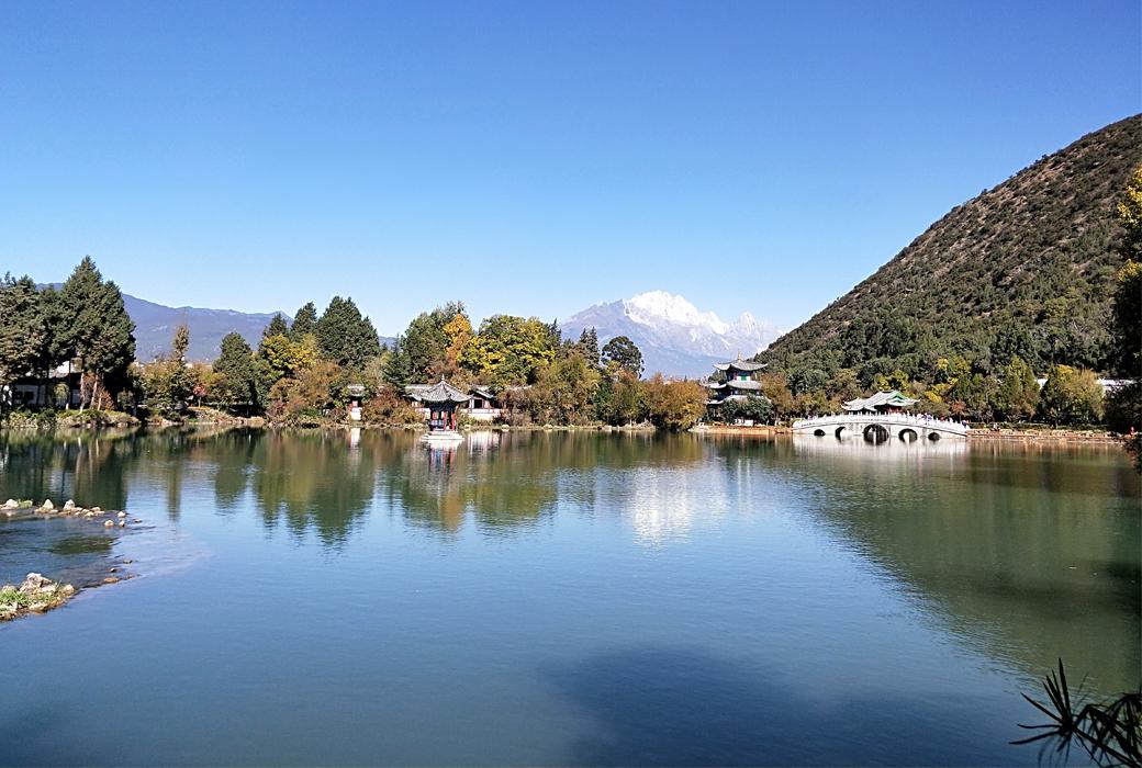 早安丽江-[玩转泸沽湖] 丽江、玉龙雪山、冰川公园、泸沽湖双飞5日游